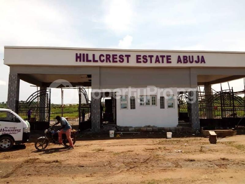Land for sale Located At Lugbe By Trademore Estate Lugbe Abuja Nigeria Lugbe Abuja - 8