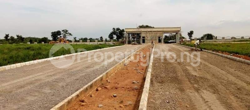 Land for sale Located At Lugbe By Trademore Estate Lugbe Abuja Nigeria Lugbe Abuja - 7