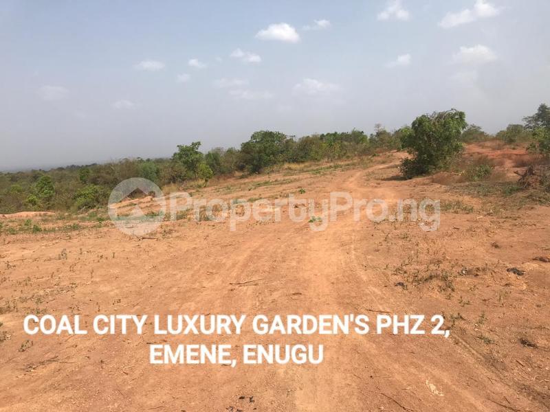Commercial Land for sale Nkwubor Village Emene Enugu Enugu - 0