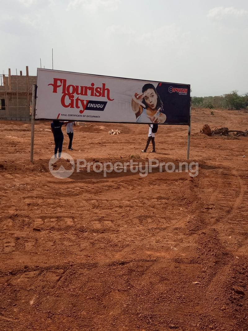 Residential Land Land for sale Flourish City Amorji Nkubor Nike Enugu State Enugu Enugu - 1