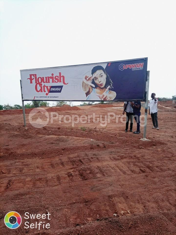 Residential Land Land for sale Flourish City Amorji Nkubor Nike Enugu State Enugu Enugu - 0