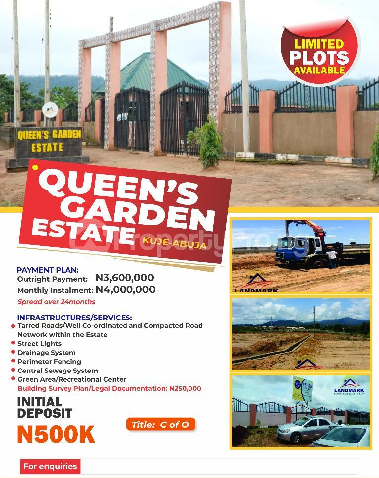 Residential Land Land for sale Queen's Garden Estate, Kuje-Abuja, Abuja FCT Kuje Abuja - 10