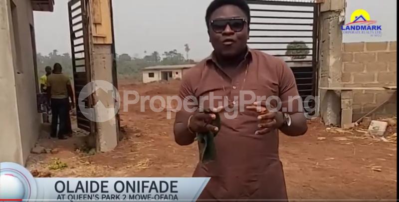 Residential Land Land for sale Queen's Park Estate 2, Mowe Ofada Mowe Obafemi Owode Ogun - 4