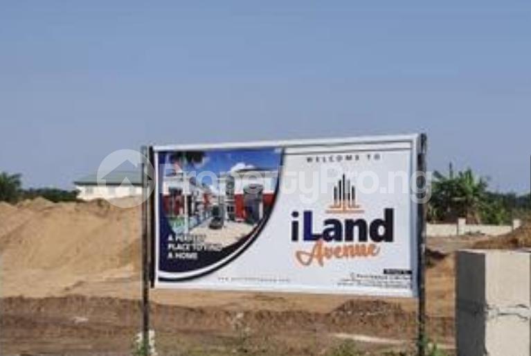 Residential Land for sale Iland Homes, Lakowe Ajah, Lagos Lakowe Ajah Lagos - 0
