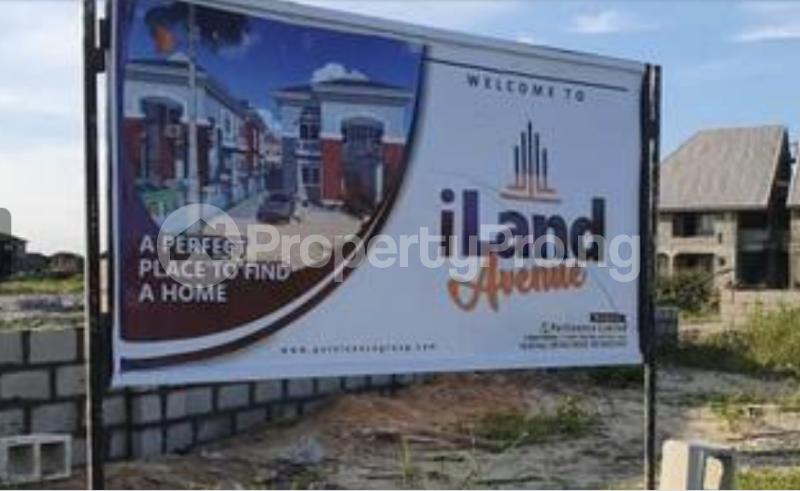 Residential Land for sale Iland Homes, Lakowe Ajah, Lagos Lakowe Ajah Lagos - 3