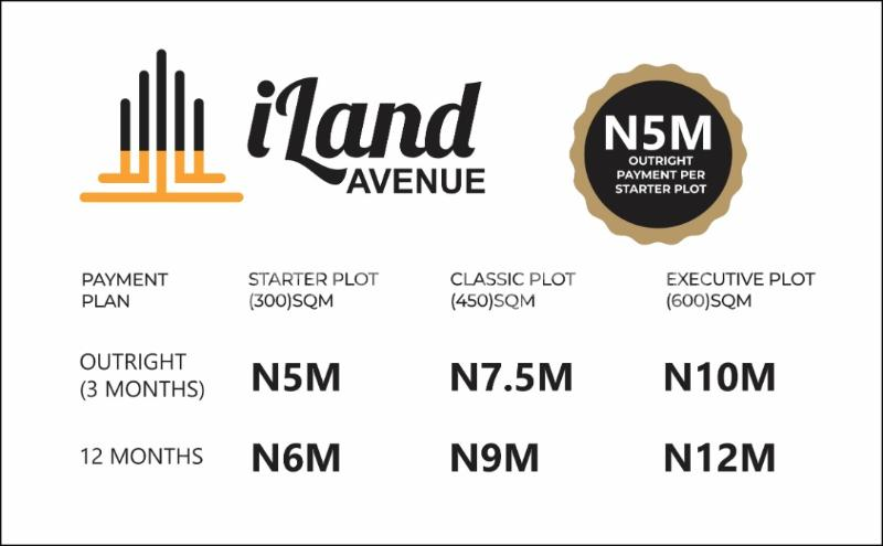 Residential Land for sale Iland Homes, Lakowe Ajah, Lagos Lakowe Ajah Lagos - 19