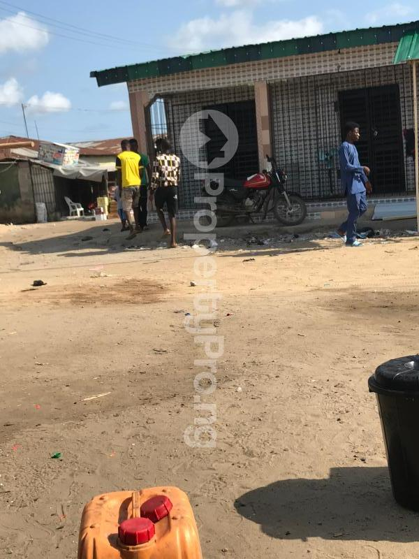 Shop for rent Ijanikin Side Before Magbon Badagry Lagos - 1