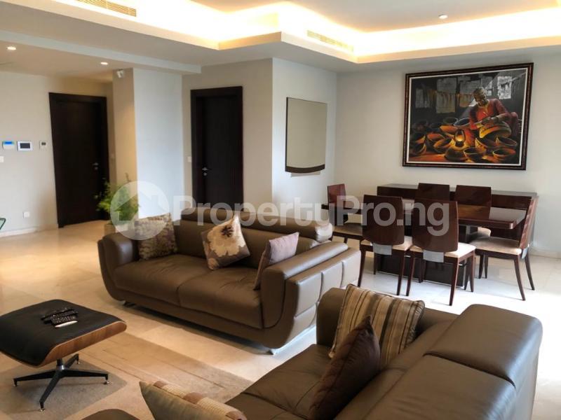 3 bedroom Flat / Apartment for shortlet Eko Atlantic Victoria Island Lagos - 1