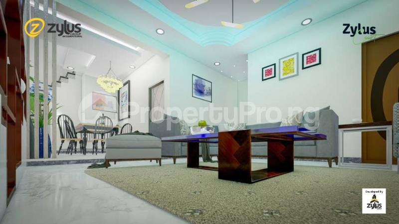 3 bedroom Semi Detached Duplex for sale Shapati, Bogije Bogije Sangotedo Lagos - 11
