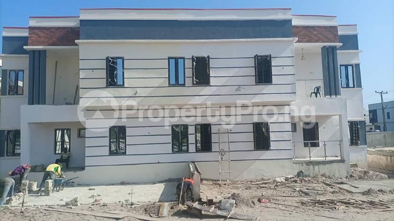 3 bedroom Semi Detached Duplex for sale Shapati, Bogije Bogije Sangotedo Lagos - 0