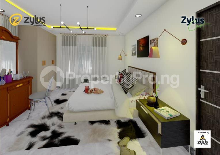 3 bedroom Semi Detached Duplex for sale Shapati, Bogije Bogije Sangotedo Lagos - 1