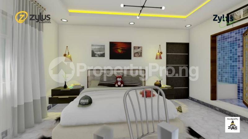 3 bedroom Semi Detached Duplex for sale Shapati, Bogije Bogije Sangotedo Lagos - 4