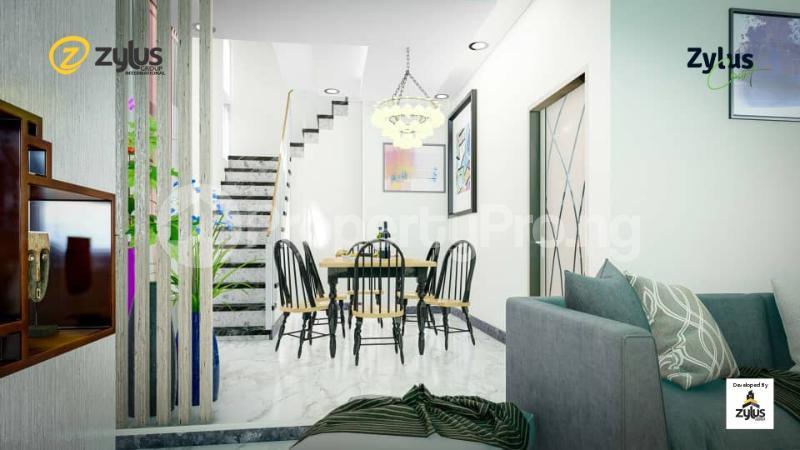 3 bedroom Semi Detached Duplex for sale Shapati, Bogije Bogije Sangotedo Lagos - 5