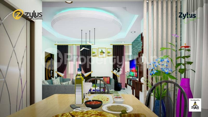 3 bedroom Semi Detached Duplex for sale Shapati, Bogije Bogije Sangotedo Lagos - 12
