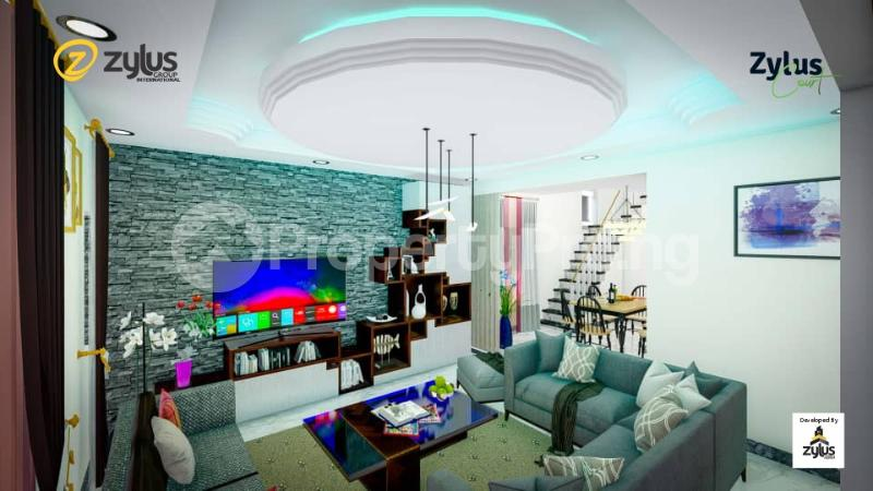 3 bedroom Semi Detached Duplex for sale Shapati, Bogije Bogije Sangotedo Lagos - 6