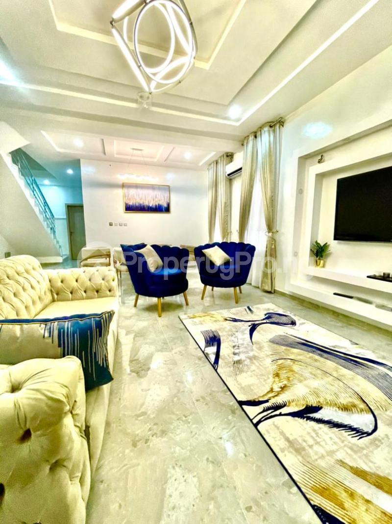 4 bedroom Detached Duplex for shortlet Chevron chevron Lekki Lagos - 1