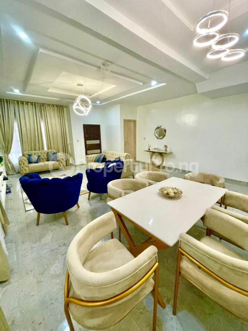 4 bedroom Detached Duplex for shortlet Chevron chevron Lekki Lagos - 3