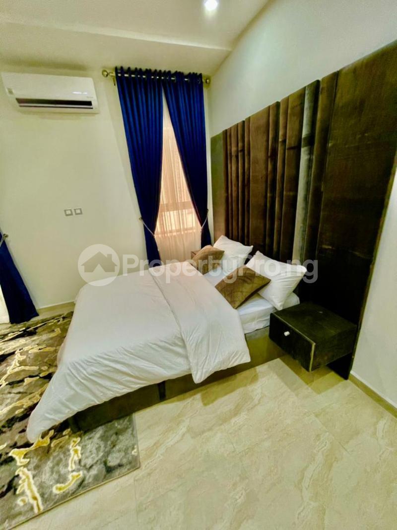 4 bedroom Detached Duplex for shortlet Chevron chevron Lekki Lagos - 5