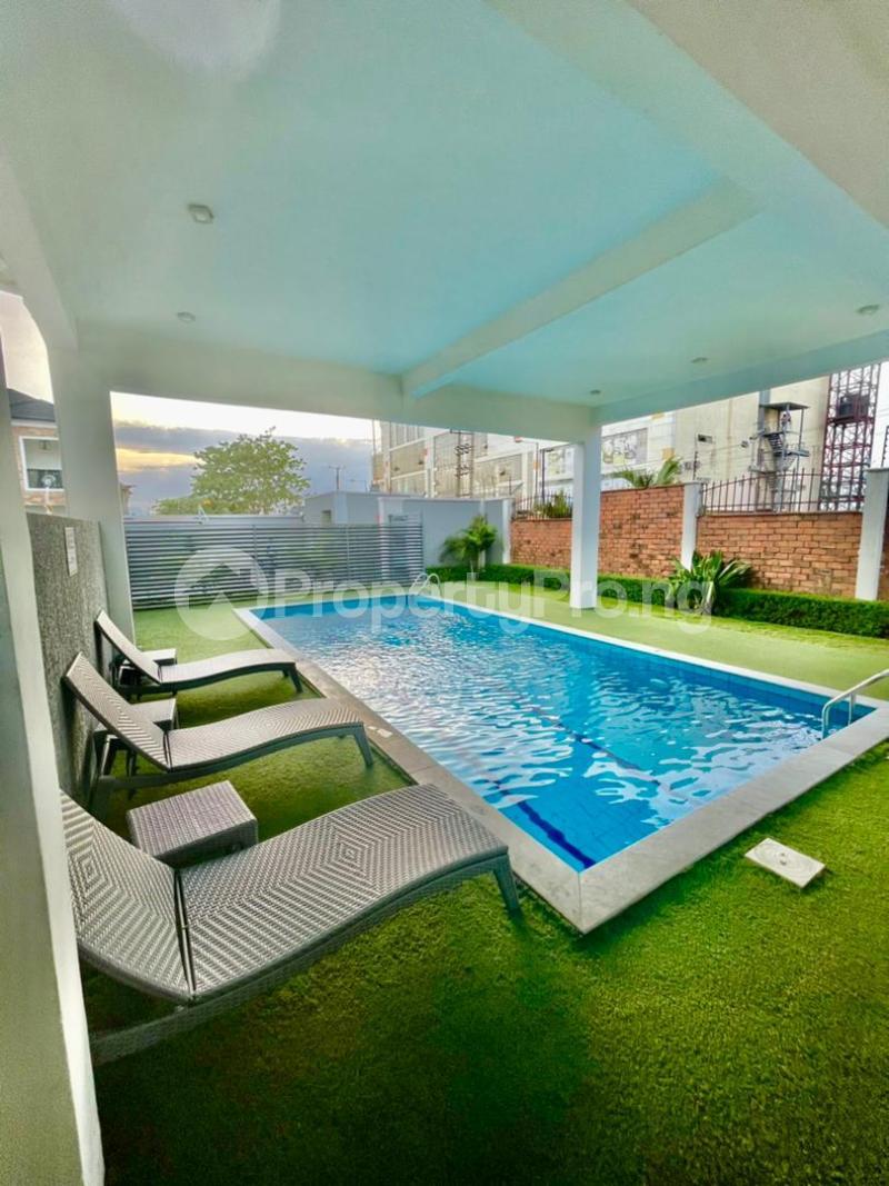 4 bedroom Detached Duplex for shortlet Chevron chevron Lekki Lagos - 13