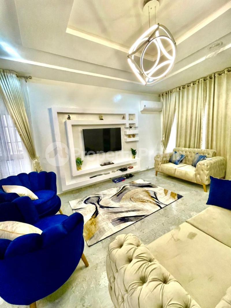 4 bedroom Detached Duplex for shortlet Chevron chevron Lekki Lagos - 0