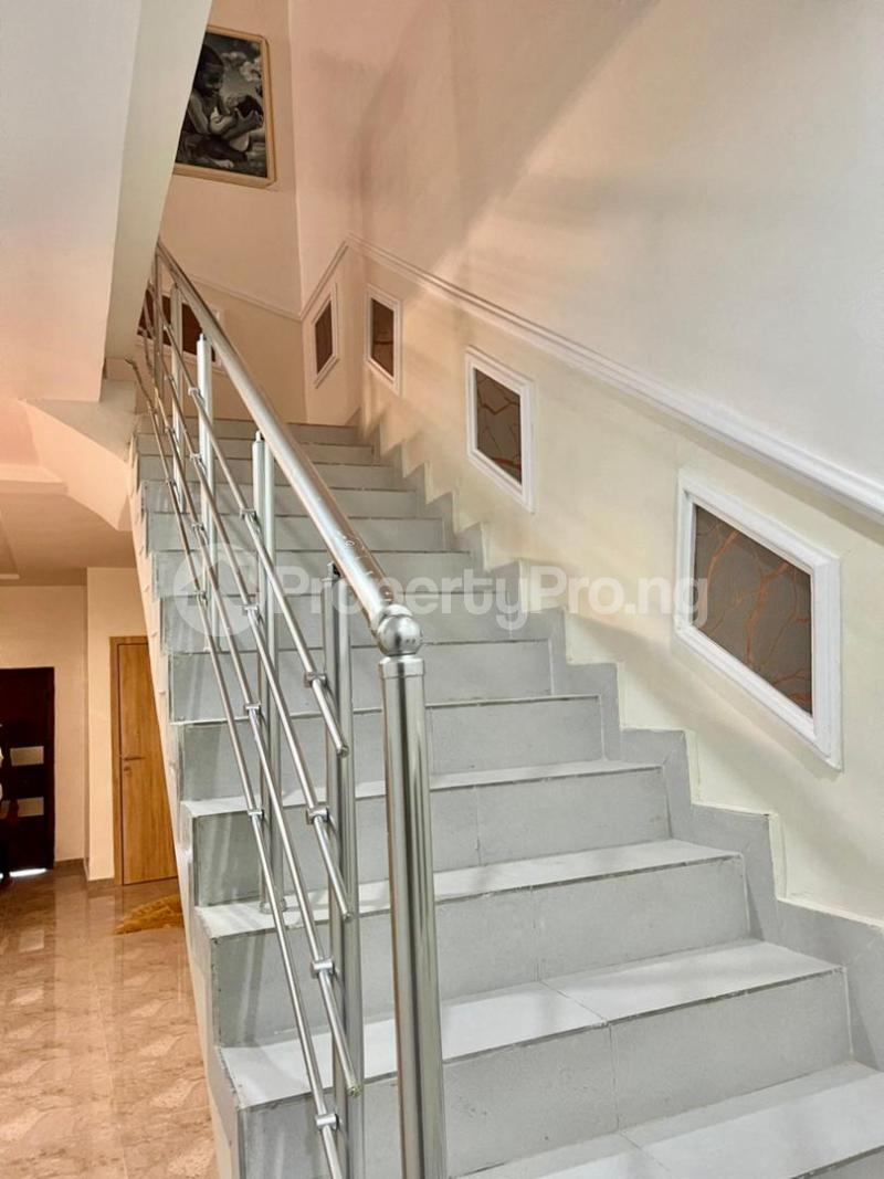 4 bedroom Detached Duplex for shortlet Chevron chevron Lekki Lagos - 12