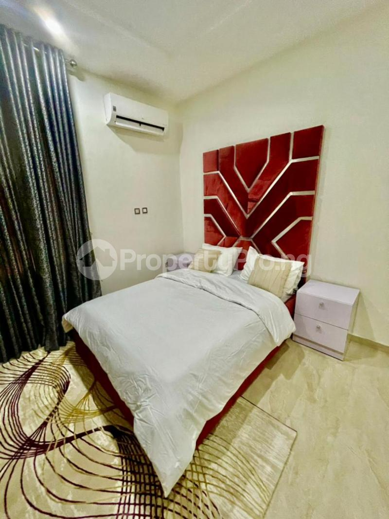 4 bedroom Detached Duplex for shortlet Chevron chevron Lekki Lagos - 6