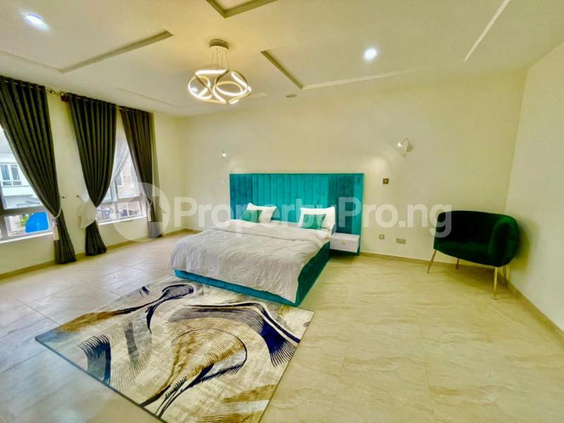 4 bedroom Detached Duplex for shortlet Chevron chevron Lekki Lagos - 4