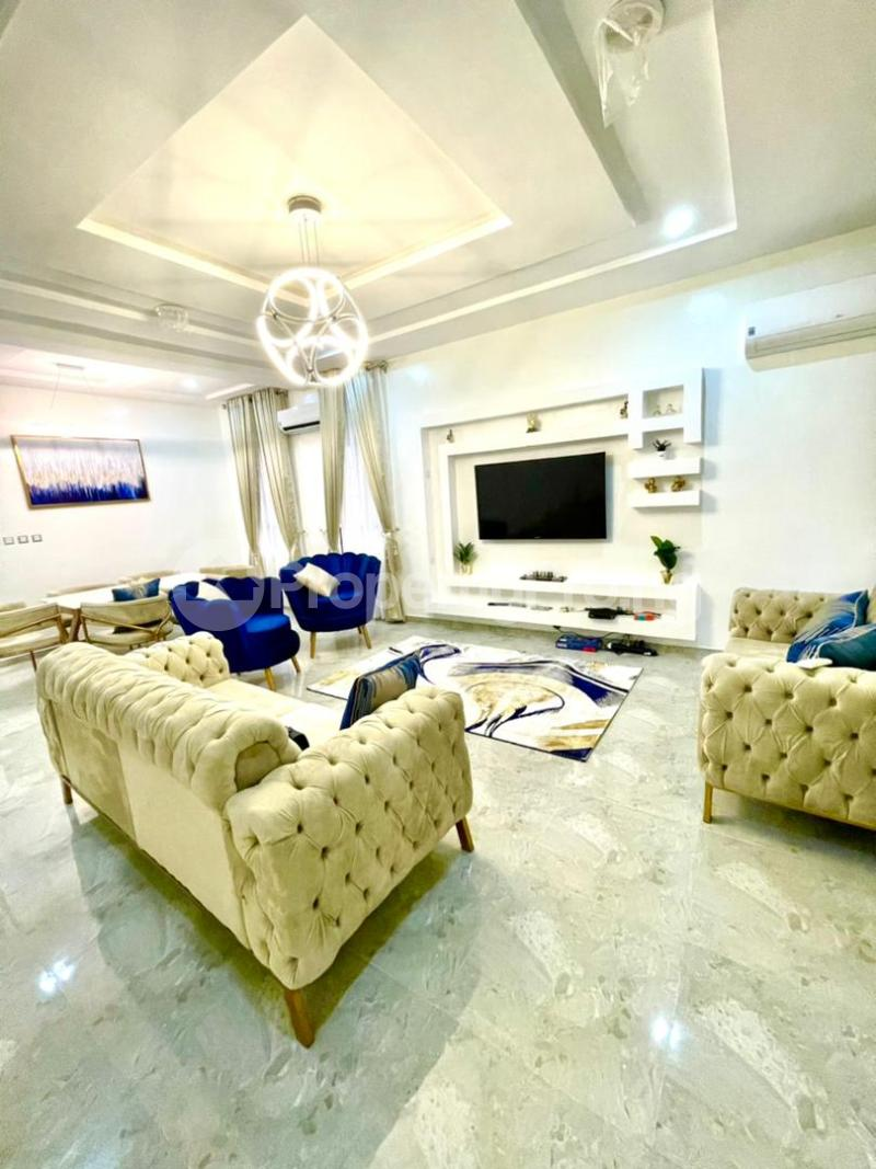 4 bedroom Detached Duplex for shortlet Chevron chevron Lekki Lagos - 2