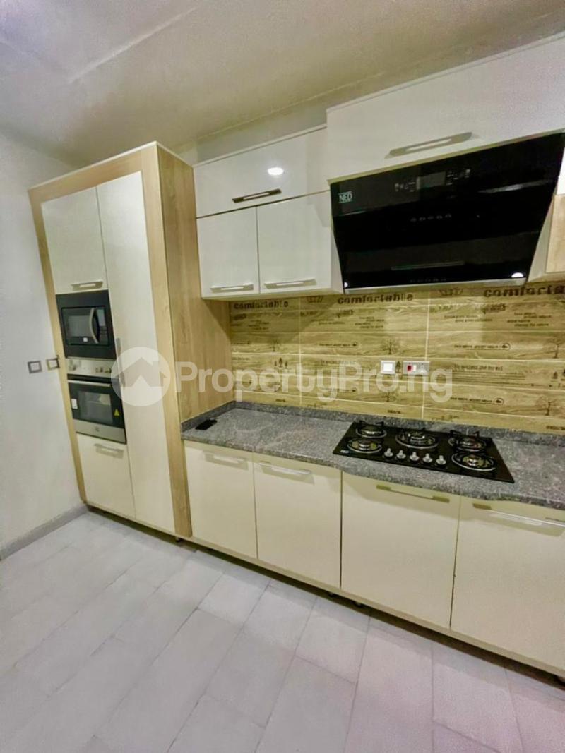 4 bedroom Detached Duplex for shortlet Chevron chevron Lekki Lagos - 8