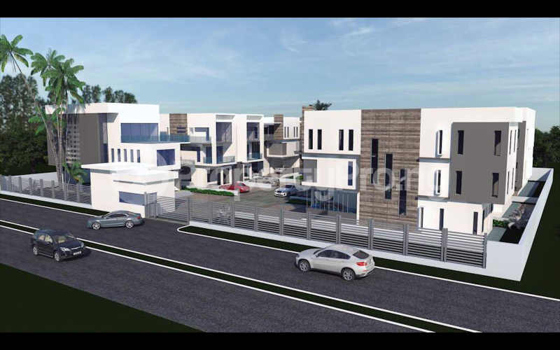 4 bedroom Semi Detached Duplex House for sale Old Ikoyi Ikoyi Lagos - 0