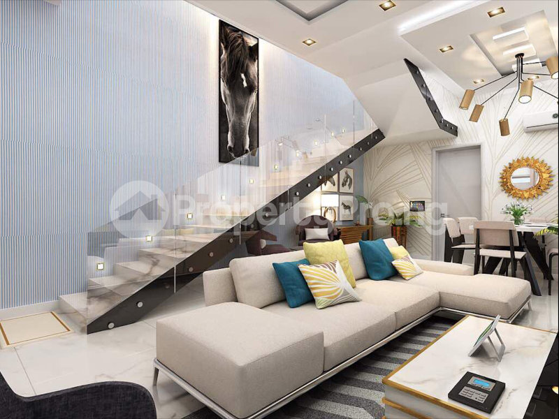4 bedroom Semi Detached Duplex House for sale Old Ikoyi Ikoyi Lagos - 3