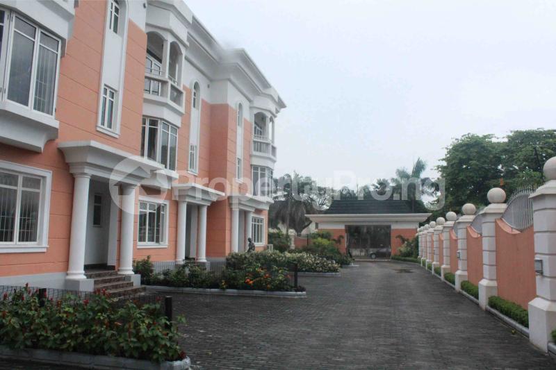 4 bedroom Terraced Duplex House for rent Old Ikoyi Ikoyi Lagos - 7