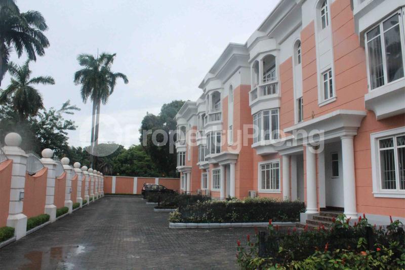 4 bedroom Terraced Duplex House for rent Old Ikoyi Ikoyi Lagos - 1