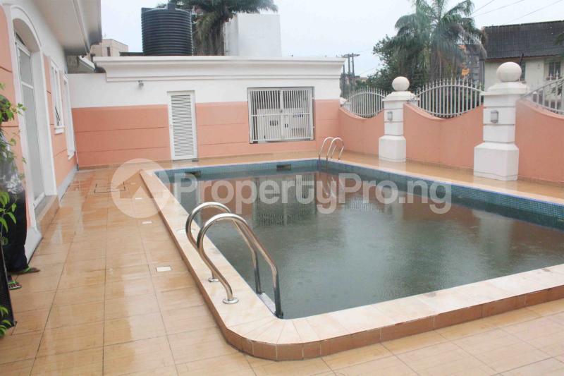 4 bedroom Terraced Duplex House for rent Old Ikoyi Ikoyi Lagos - 5