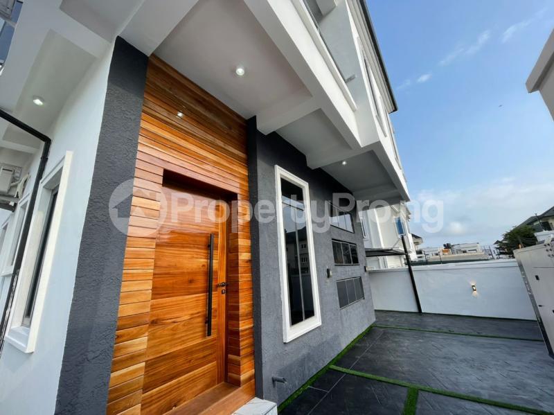 5 bedroom Detached Duplex for shortlet Osapa Osapa london Lekki Lagos - 14