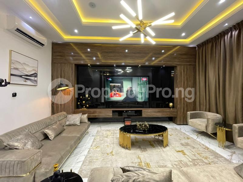 5 bedroom Detached Duplex for shortlet Osapa Osapa london Lekki Lagos - 2