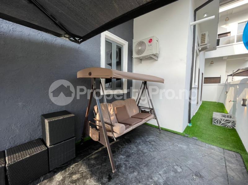5 bedroom Detached Duplex for shortlet Osapa Osapa london Lekki Lagos - 13