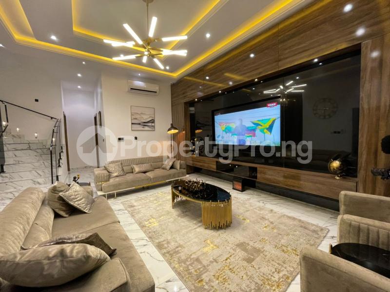 5 bedroom Detached Duplex for shortlet Osapa Osapa london Lekki Lagos - 1