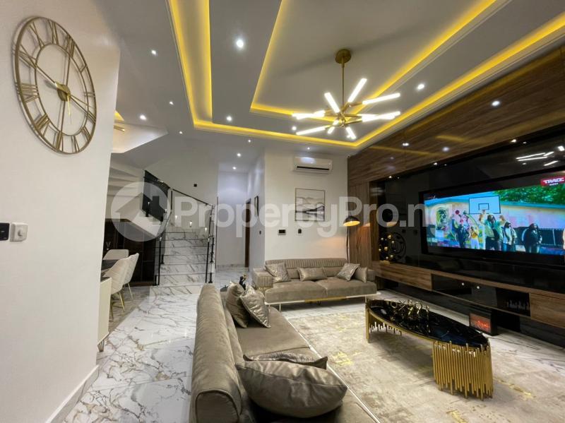 5 bedroom Detached Duplex for shortlet Osapa Osapa london Lekki Lagos - 0