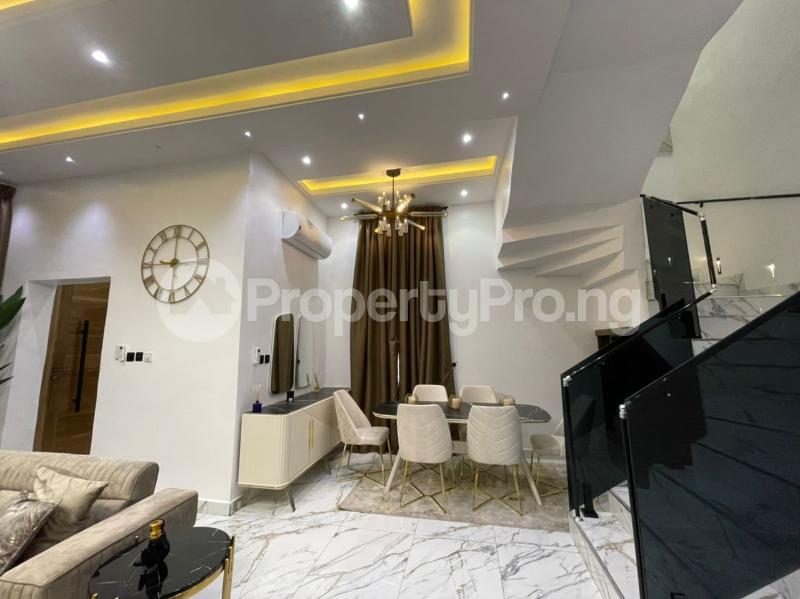 5 bedroom Detached Duplex for shortlet Osapa Osapa london Lekki Lagos - 8