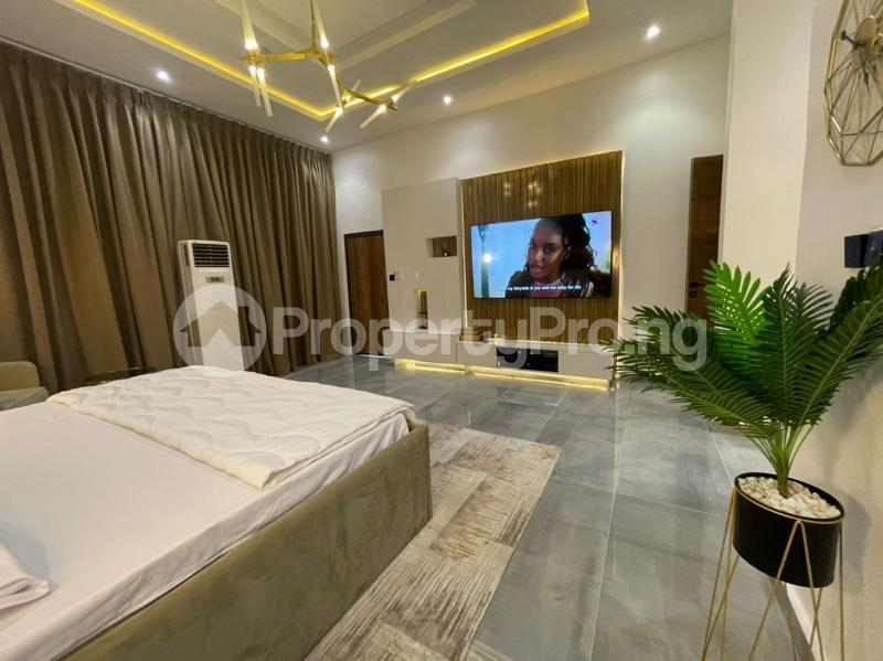 5 bedroom Detached Duplex for shortlet Osapa Osapa london Lekki Lagos - 10