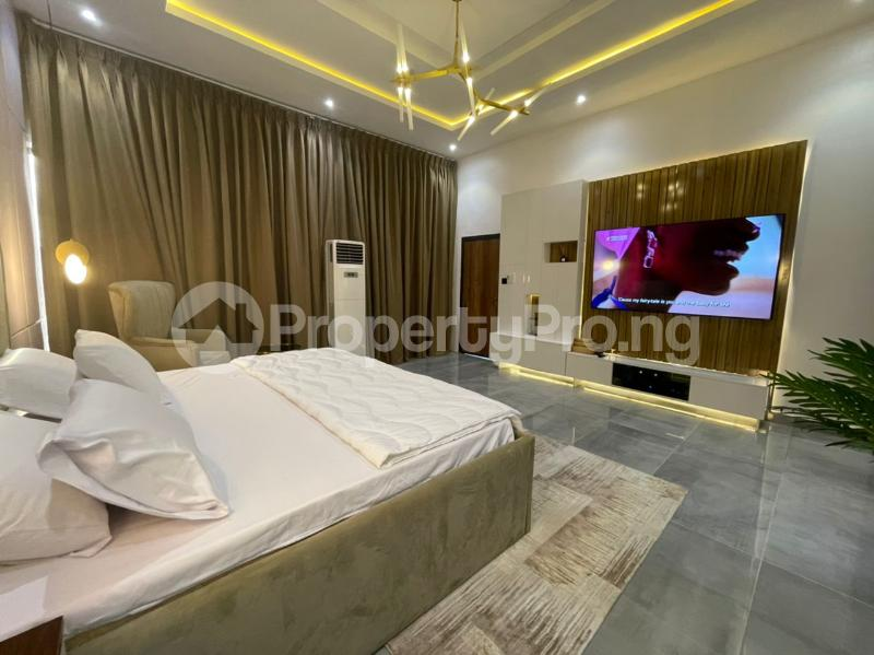 5 bedroom Detached Duplex for shortlet Osapa Osapa london Lekki Lagos - 11