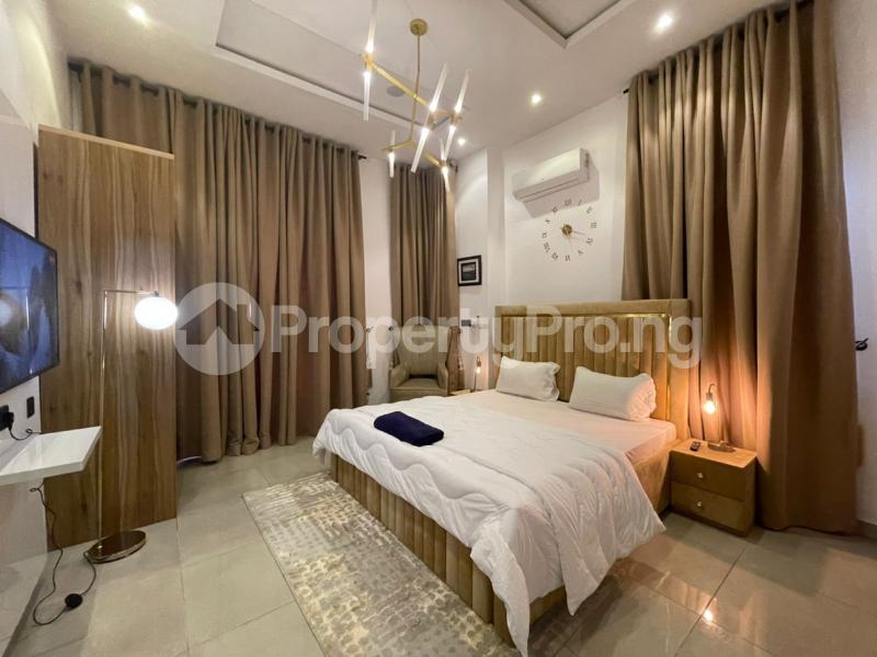 5 bedroom Detached Duplex for shortlet Osapa Osapa london Lekki Lagos - 9