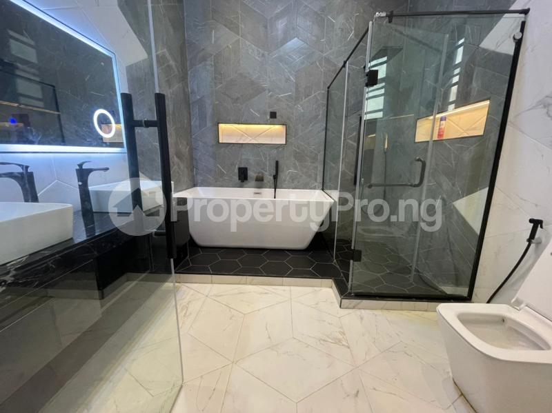 5 bedroom Detached Duplex for shortlet Osapa Osapa london Lekki Lagos - 12