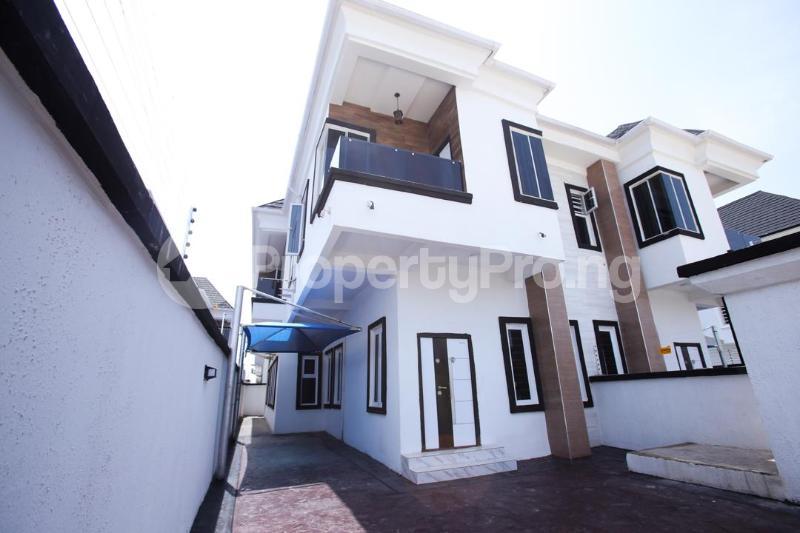 5 bedroom Detached Duplex House for sale Chevy View Estate chevron Lekki Lagos - 4