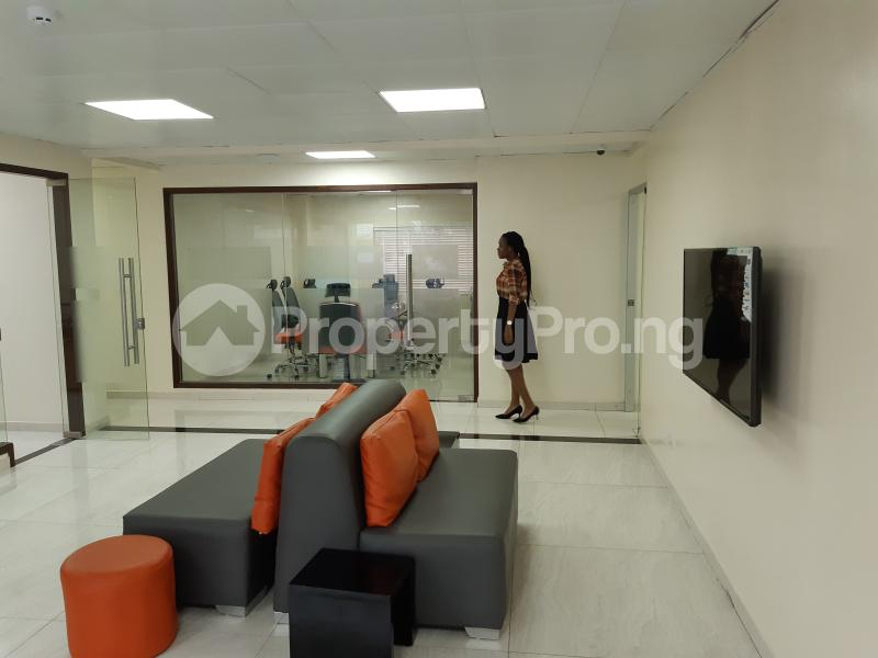 2 bedroom Office Space Commercial Property for rent Sanusi Fafunwa Sanusi Fafunwa Victoria Island Lagos - 7