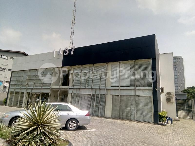 2 bedroom Office Space Commercial Property for rent Sanusi Fafunwa Sanusi Fafunwa Victoria Island Lagos - 0