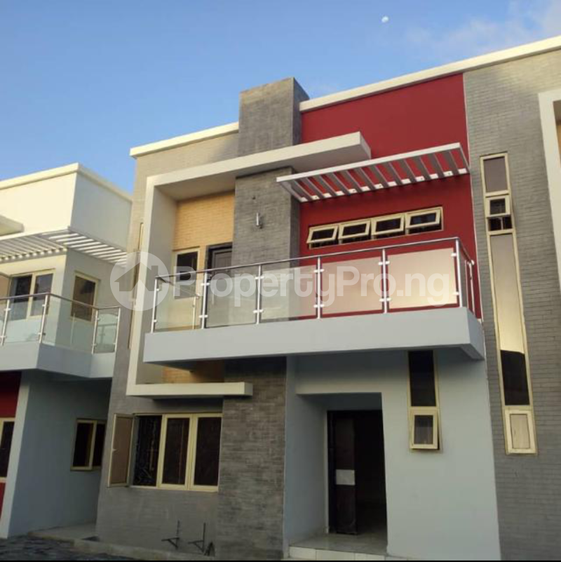 3 Bedroom Terraced Duplex House For Sale Ilasan Lekki