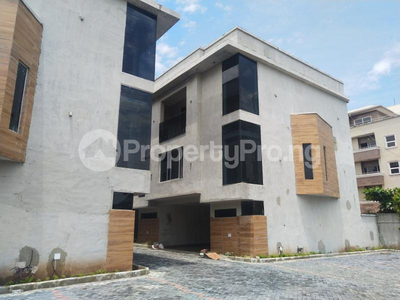 4 bedroom Terraced Duplex House for sale Victoria Island Lagos - 7