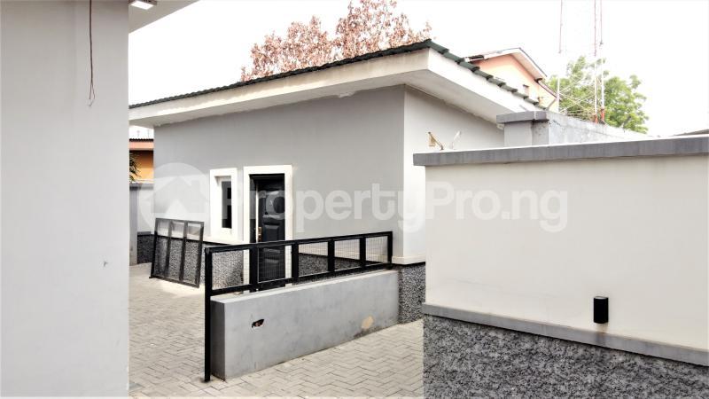4 bedroom Semi Detached Duplex for sale Ikeja GRA Ikeja Lagos - 9